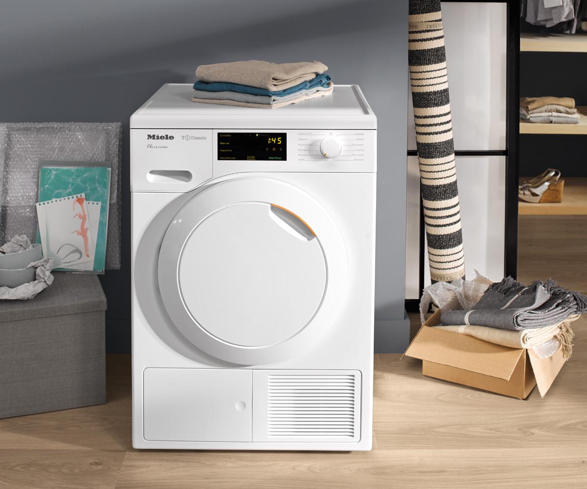 Miele W Classic Washing Machine Manual