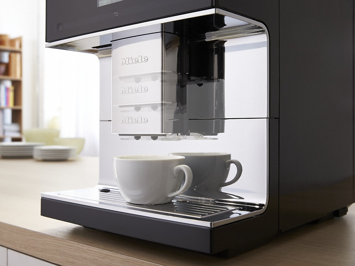 miele cm 7500 countertop coffee machine. Black Bedroom Furniture Sets. Home Design Ideas