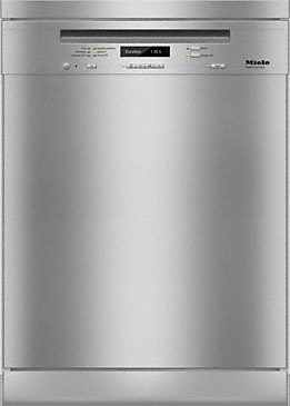 G 6730 SC - Freestanding dishwashers Savings thanks to energy efficiency class A+++ and from 6.5 l in sensor wash programme.--Stainless steel/CleanSteel
