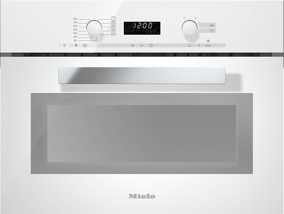 Miele Microwave Ovens M 6262 Tc Built In Oven