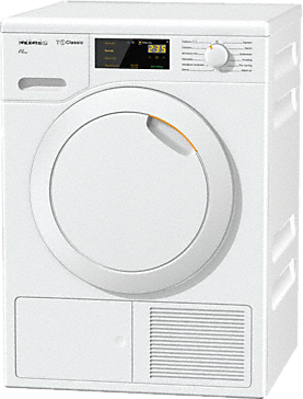 TDB120WP Eco - T1 Classic heat-pump tumble dryer